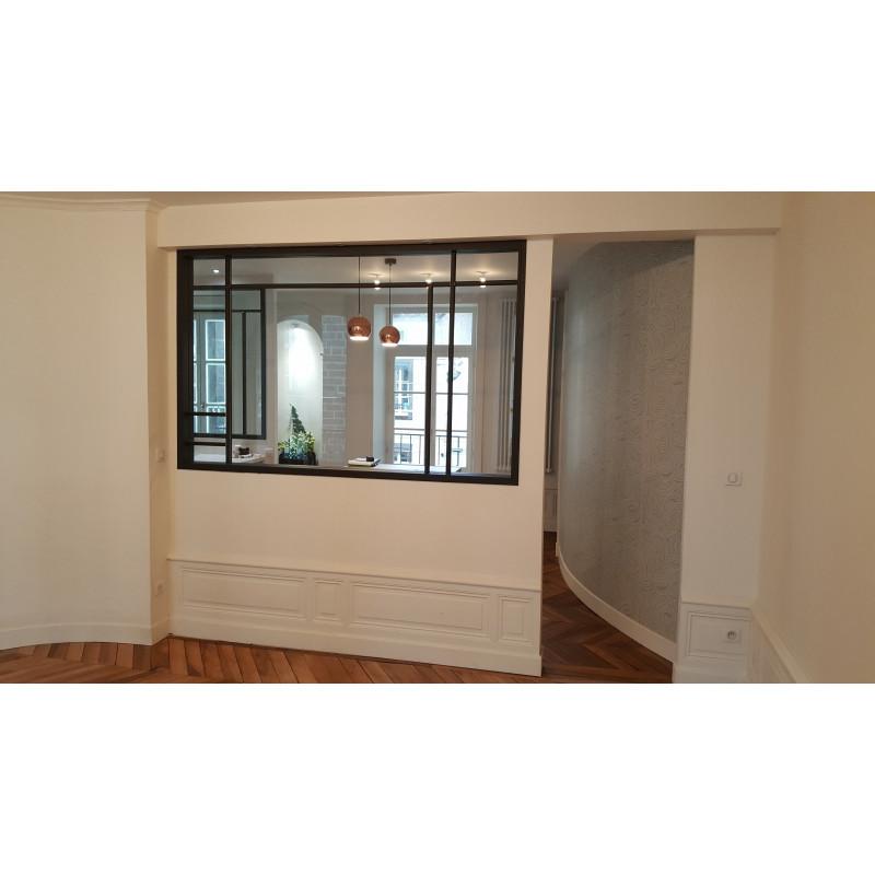 verri re sur mesure menuiserie forezienne feurs. Black Bedroom Furniture Sets. Home Design Ideas