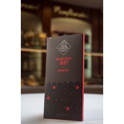 TABLETTE DE CHOCOLAT GRAND NOIR 85%