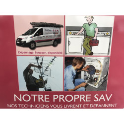 SAV TV ANTENNE ELECTROMENAGER