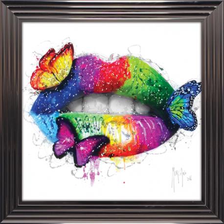 TABLEAU MURCIANO BUTTERFLY KISS