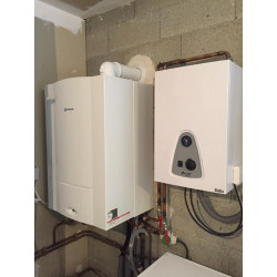 Installation/remplacement chaudière