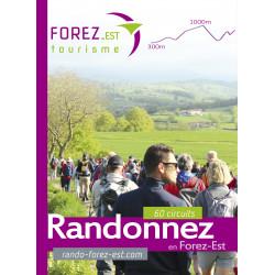 Topo Randonnez en Forez-Est
