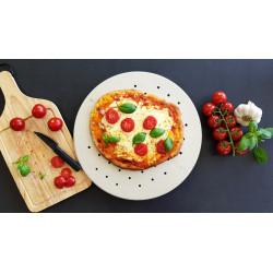 Crispiz de COOKUT, une pizza croustillante comme dans un four en pierre