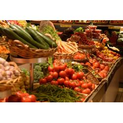 Légumes en arrivage quotidien