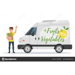 Vente en demi gros de fruits et légumes