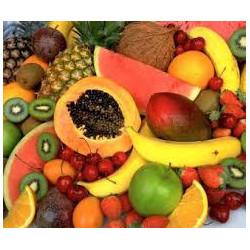 Fruits exotiques selon arrivage