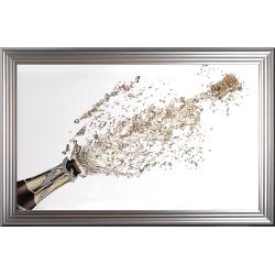 Tableau explosion de Champagne