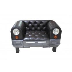 Fauteuil voiture modèle Chesterfield