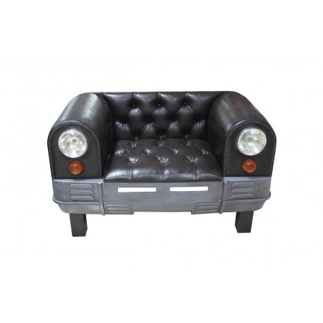 Fauteuil voiture Chesterfield