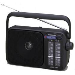 poste radio panasonic
