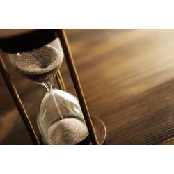 Oubli du temps (3h00)