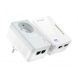 CPL TP-LINK AV500 2-port Powerline WiFi Extender