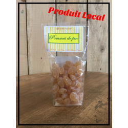 Bonbons d'antan - Pommes de pin
