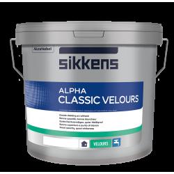 Alpha Classic Velours