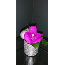 Fleuron d'orchidée