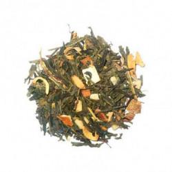 Thé vert - Amandine