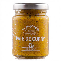 Pâte de Curry