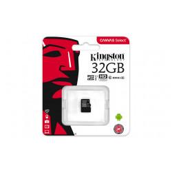 Carte mémoire Micro SD Kingston 32 Go