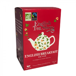 Thé Noir English Breakfast - BIO