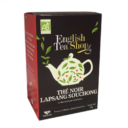 Thé Noir Lapsang Souchong - BIO
