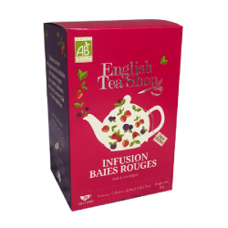 Infusion Baies rouges - BIO