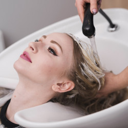 Shampooing Mèches Brushing