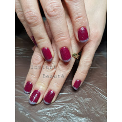 Pose vernis semi-permanent