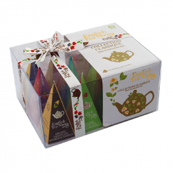 Coffret Prisme Collection Classique de thés et infusions BIO
