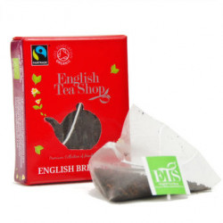 Thé noir English Breakfast BIO 1 sachet pyramide