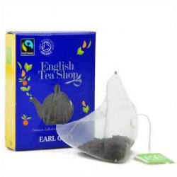 Thé noir Earl Grey BIO 1 sachet pyramide