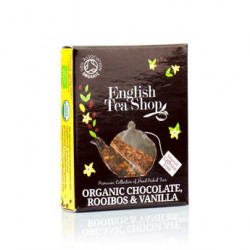 Rooibos Chocolat Vanille BIO 1 sachet pyramide