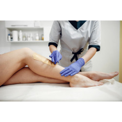 Epilation demi-jambes + demi-cuisses + maillot