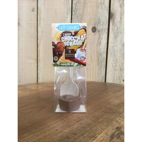 Sucette chocolat pour chocolat chaud