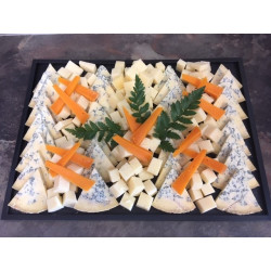 PLATEAU FROMAGE PRE COUPES