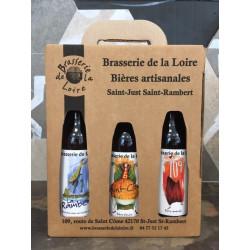 COFFRET DE BIERES ARTISANALES BIO