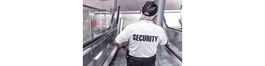 Gardiennage, sécurité